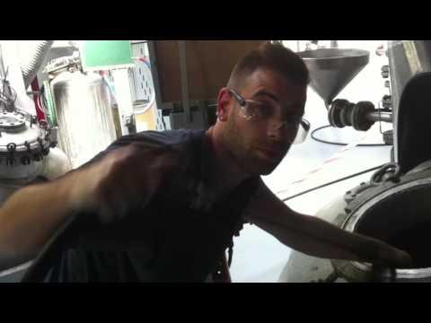 Limpieza cuba industrial