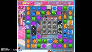 Candy Crush Level 1467 help w/audio tips, hints, tricks
