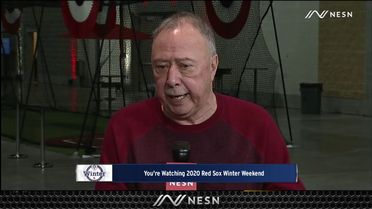 Jerry Remy Discusses Keys To Success For Red Sox