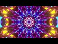 FREE Colorful Disco Kaleidoscope Background, neon, electric, colourful, geometry, led screens