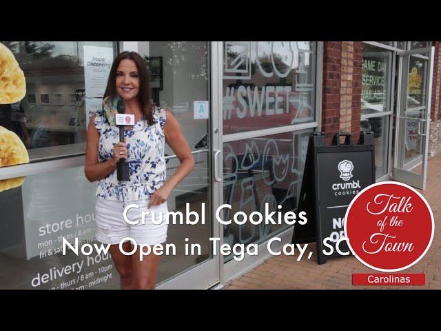 Crumbl Cookies Now Open Tega Cay