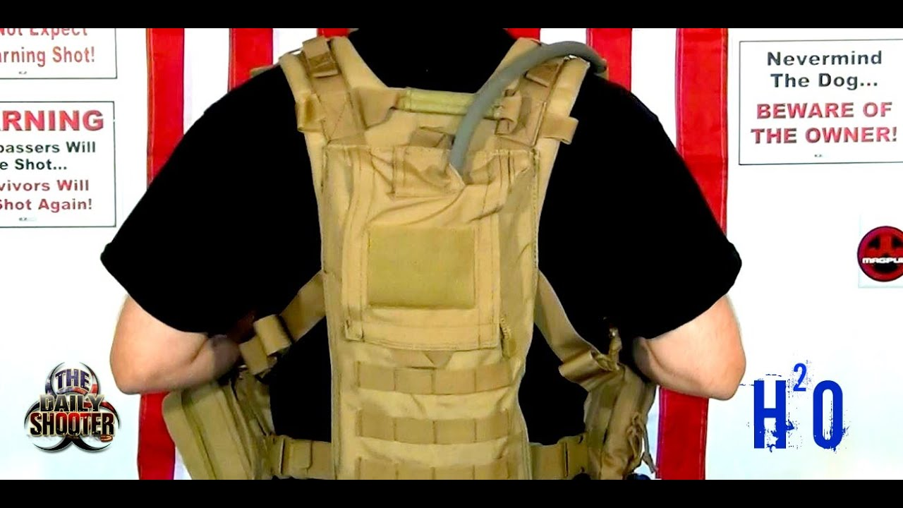Condor Tactical Hydro Harness 242 Review Youtube