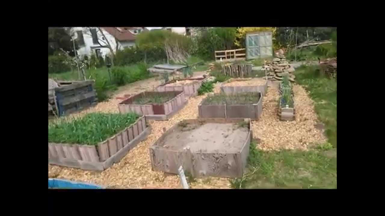 Hortus Creationis Hackschnitzel Mal Anders Youtube