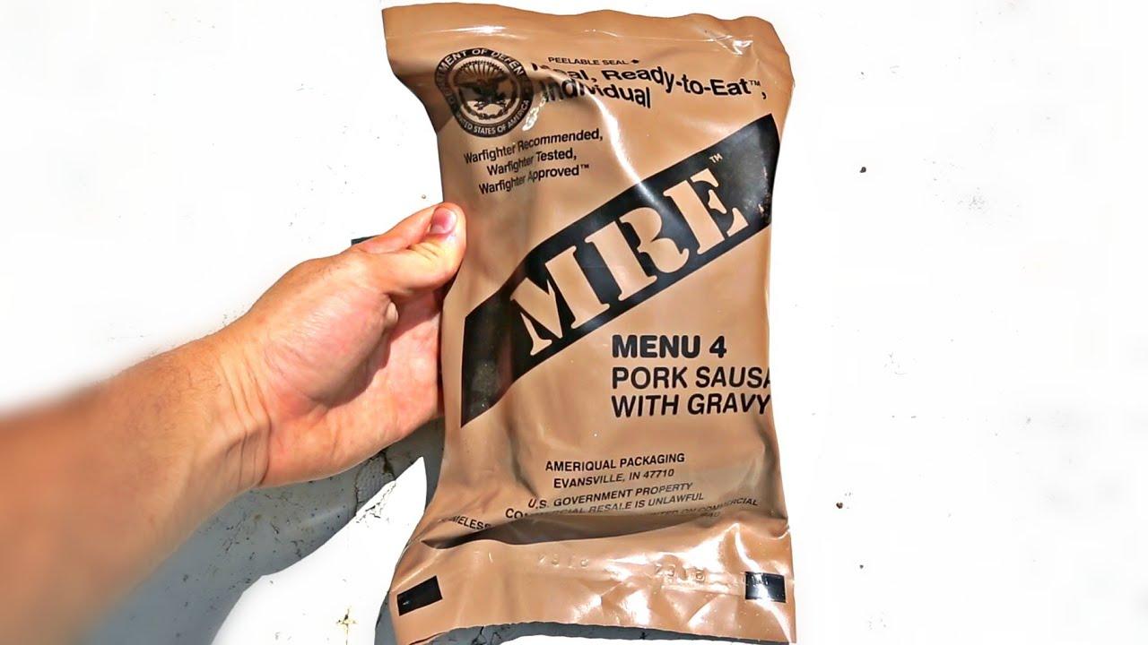 Meals, Ready-To-Eat | goarmy.com