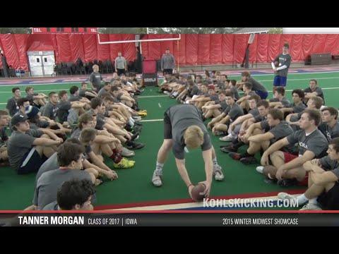 Tanner Morgan | Long Snapper | Class of 2016