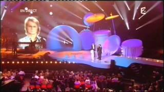 Jean Loup Dabadie reçoit une Victoire de la Musique 2009