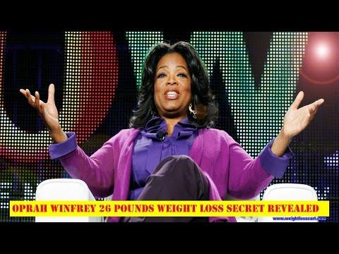 oprah-winfrey-26-pounds-weight-loss-secrets-revealed- -oprah-winfrey-lose-weight-26lbs