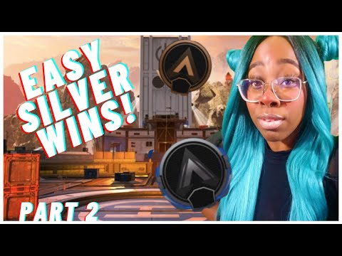 Trying To Get Better At Apex Legends | Apex Legends Gamer Girl Ranked Bronze To Diamond