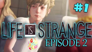 LIFE IS STRANGE: Out of Time (#1) Kate