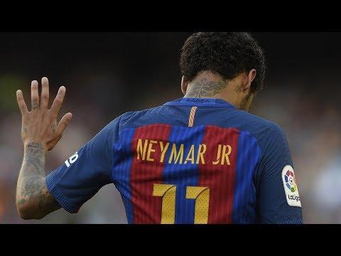 Neymar JR - Goodbye Barça, hello Paris ⚽