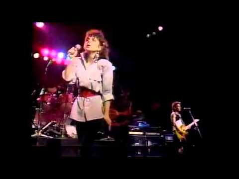 "SCANDAL ""THE WARRIOR"" LIVE 1983"