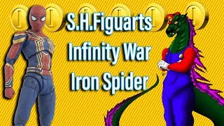 S.H.Figuarts Infinity War Iron Spider (Spider-Man) Review