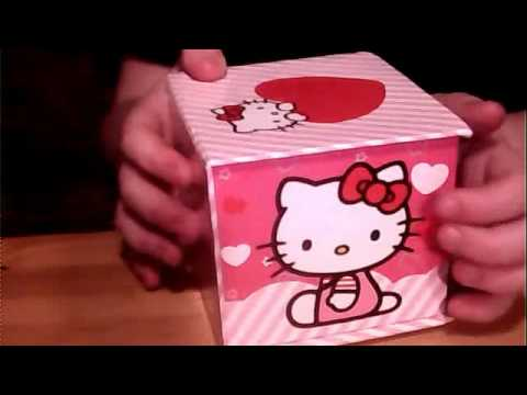 Hello Kitty Jewelry Box Review