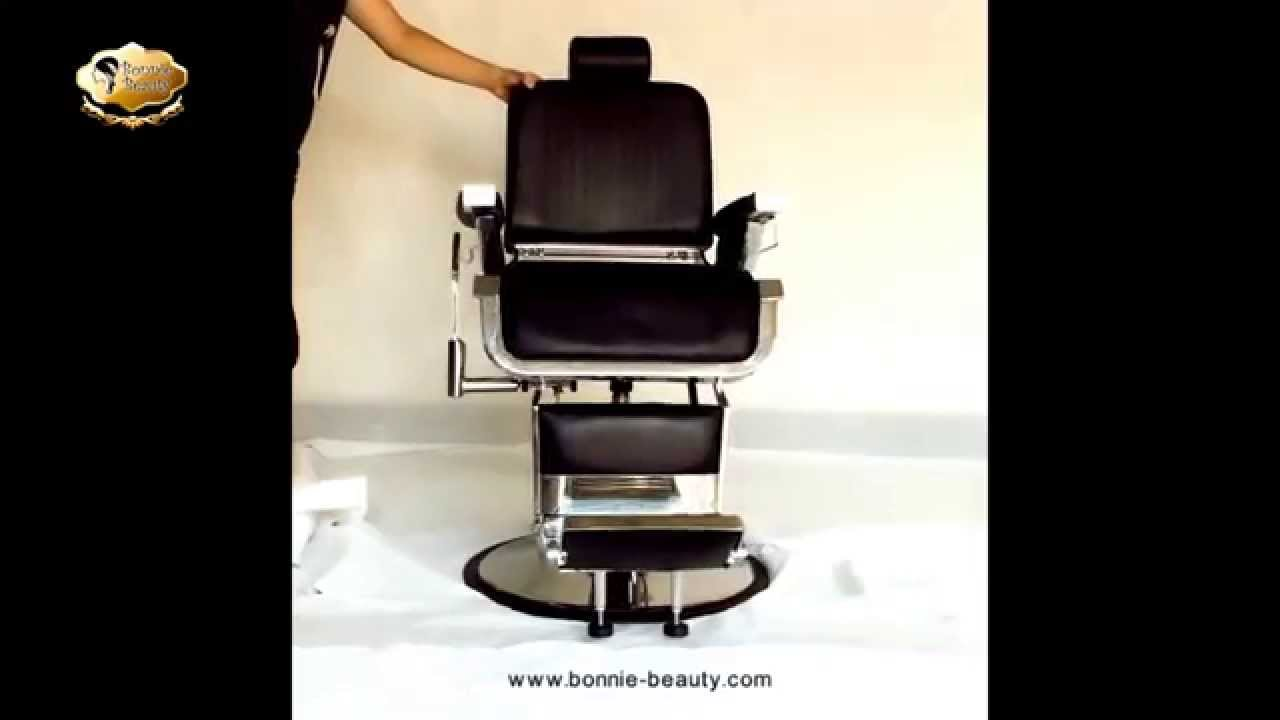 Classic barber shop chairs - Classic Barber Chair By Bonnie Beauty