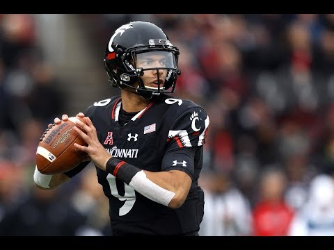 2018 American Football Highlights - Cincinnati 56, ECU 6