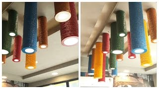 PVC Pipe Lamp - DIY  |  Enjoy Crafting