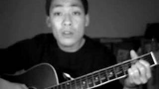Ne-Yo Because of you acoustic