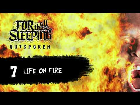 Клип For All Those Sleeping - Life On Fire