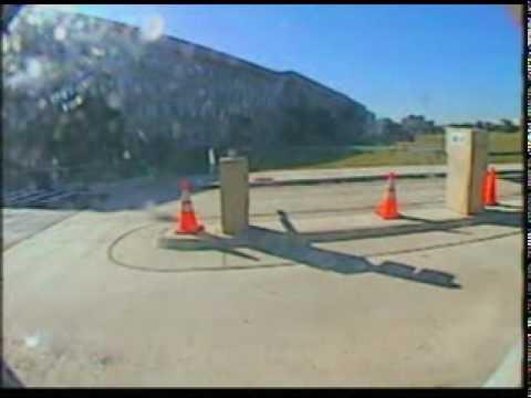 Pentagon 9/11 Plane Crash Video 1