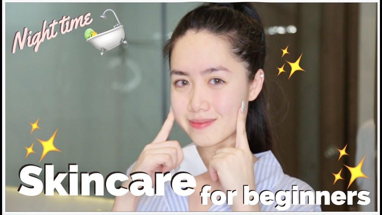6 Sản Phẩm Skincare Cơ Bản Cho Người Mới Bắt Đầu ♡ Mina Nguyen