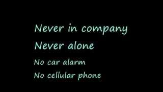 U2 (Passengers)-Your Blue Room (Lyrics)