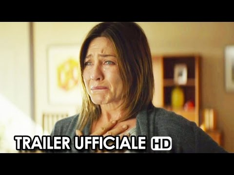 Cake Trailer Italiano Ufficiale (2015) - Jennifer Aniston HD