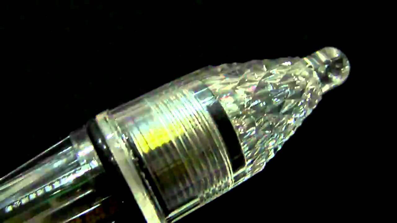 Underwater flash fishing light green led fl2 youtube for Green led fishing lights
