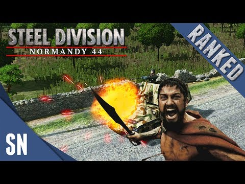 Best Push Ever?! - Steel Division: Normandy 44 - Ranked Game