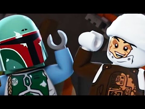 LEGO Star Wars The Freemaker Adventures | Legends Of The Star Wars Universe | Disney