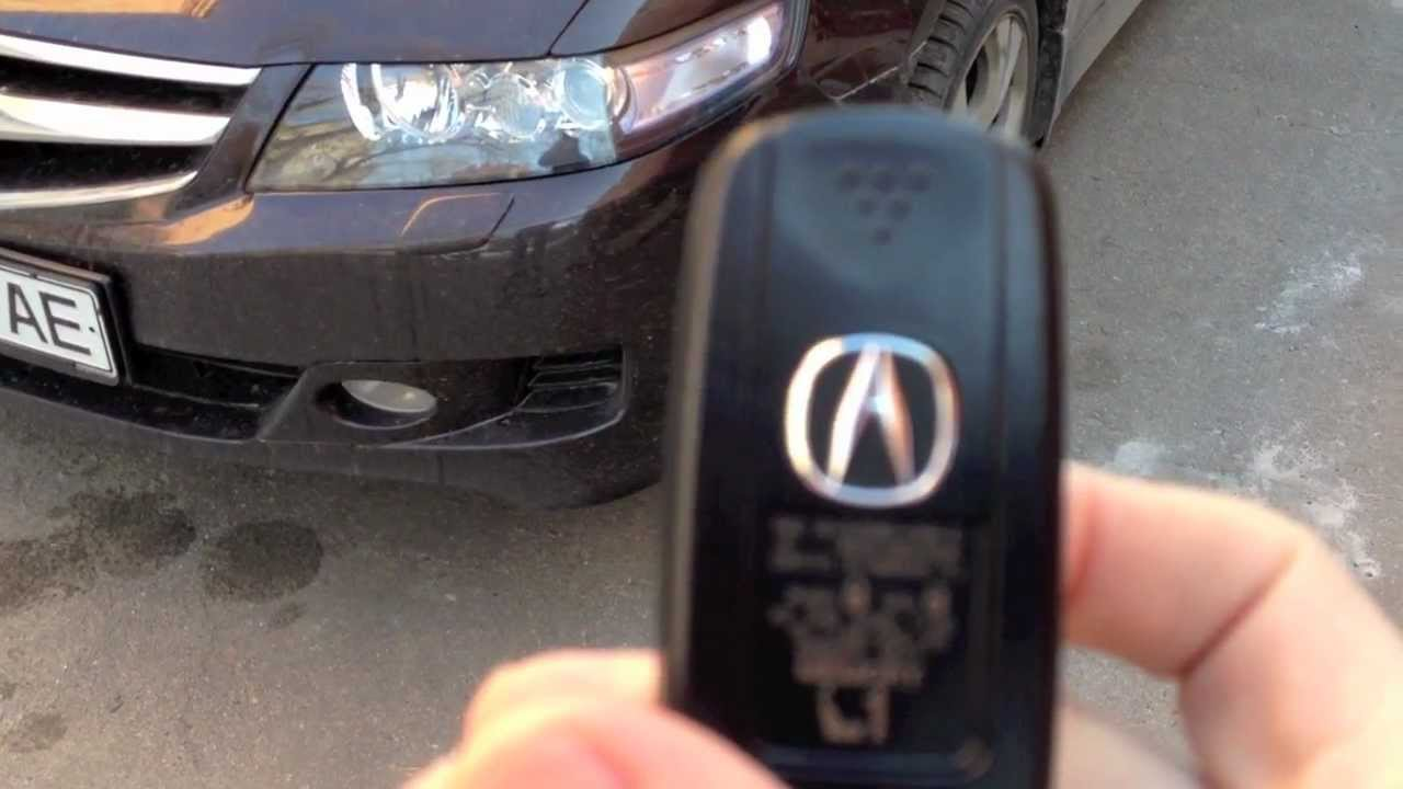 how to change acura key battery 2015