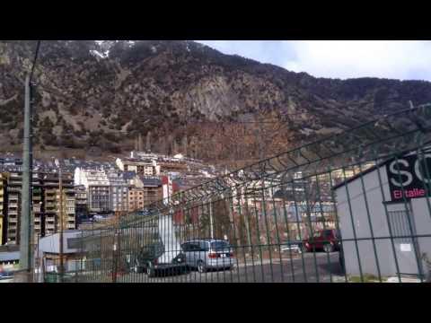 Andorra La Vella, Camping Valira
