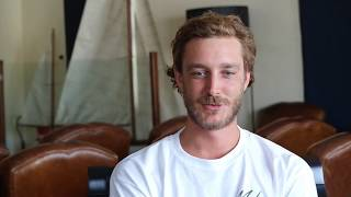 Pierre Casiraghi on the Rolex Fastnet Race 2017