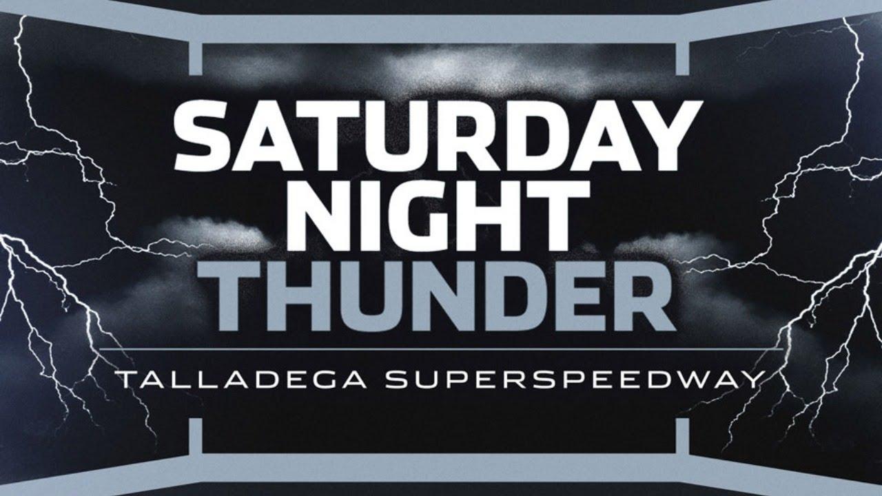 NASCAR Full Race Replay | Saturday Night Thunder: Talladega Superspeedway