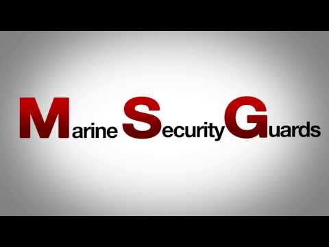 On the Frontlines   Marine Security Guard