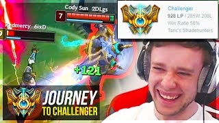 STOMPING CHALLENGERS ALREADY????????? - Journey To Challenger   League of Legends