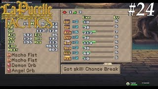La Pucelle: Tactics [24] NOT Breaking the game