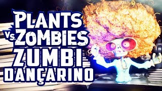 O CHEFÃO ZUMBI DANÇARINO - Plants vs. Zombies: Battle for Neighborville