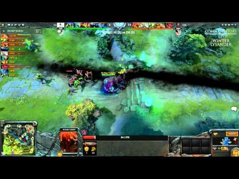 DK vs iG - Game 4 (WPC-ACE - Grand Finals)