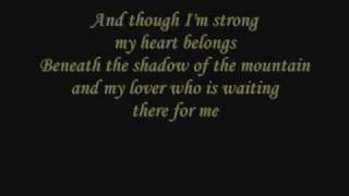 Chris de Burgh - The Shadow of the Mountain