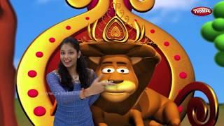 Animal Songs For Babies | Pre School Learning Video | Nursery Rhymes For Kids | Toddler Poems