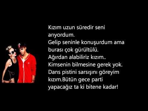 Twerk (Justin Bieber Miley Cyrus) Türkçe