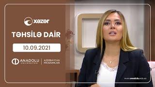 Təhsilə Dair 10 09 2021