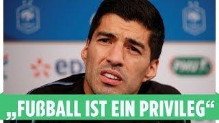 Stress bei Barca? Superstar Suarez kritisiert Dembélé