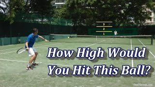 2 Deep Reasons Why Your Tennis Strokes Lack Depth