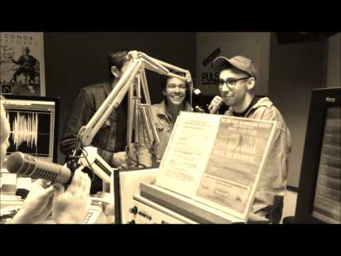 Fun. stops by Pulse 102 FM - Raleigh, NC
