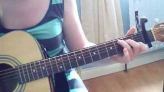 Impossible By James Arthur/Shontelle (Easy Guitar Lesson)