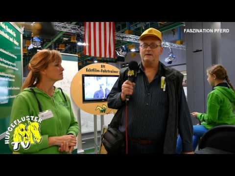 Bild: Faszination Pferd 2015 Nürnberg - Interview mit Kirsten Kastl vom VFD RV Coburg Lichtenfels Kronach