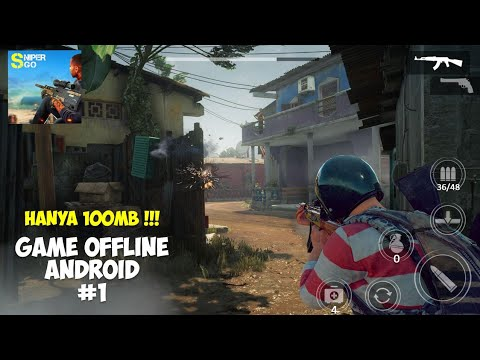 Game Offline Android Ukuran Kecil Grafik Mantap - Sniper Go : Elite Assasin - 동영상
