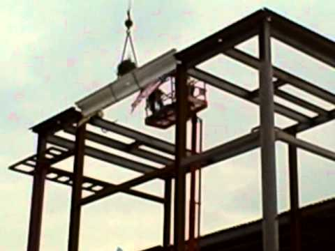 """""""Topping Off"""" The New Putnam Vocational Technical High School"""