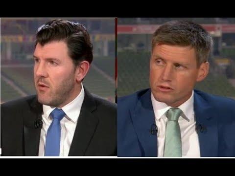 Ireland vs England Irish TV Analysis